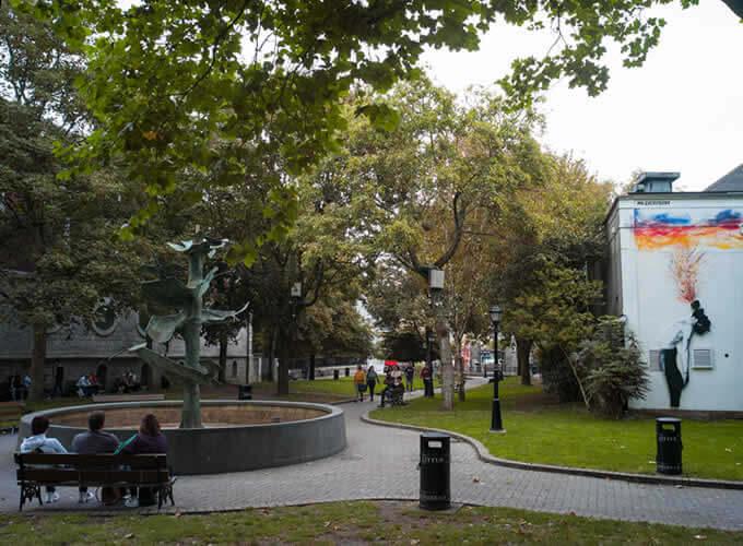 Bishop Lucey Park