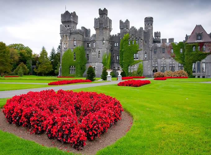 Castelo Ashford - Irlanda