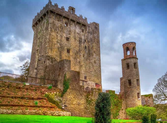 Castelo de Blarney, em Cork - Irlanda