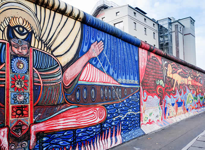East Side Gallery - Galeria de Artes