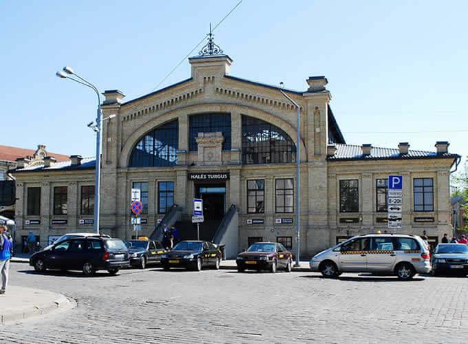 Halle Market