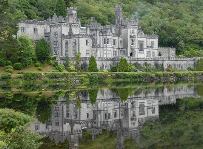Castelo Kylemore-Abbey