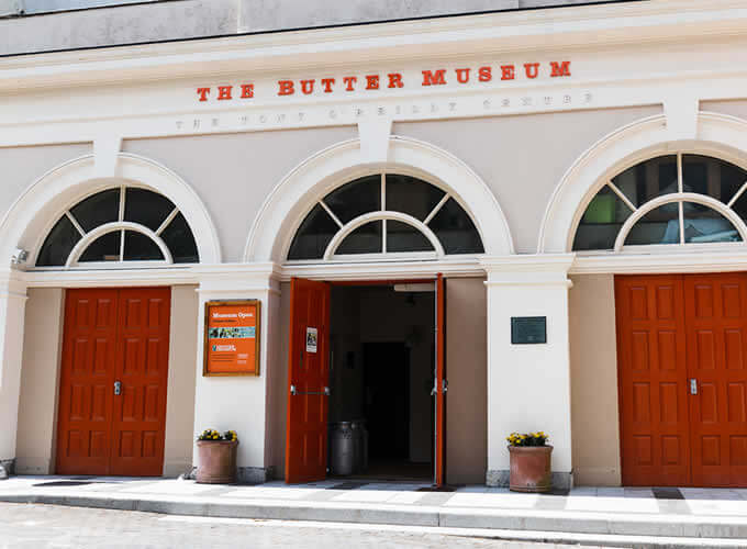 Museu da Manteiga da Cortiça