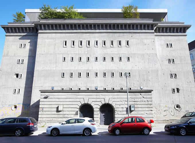 Sammlung Boros para visitar em Berlim
