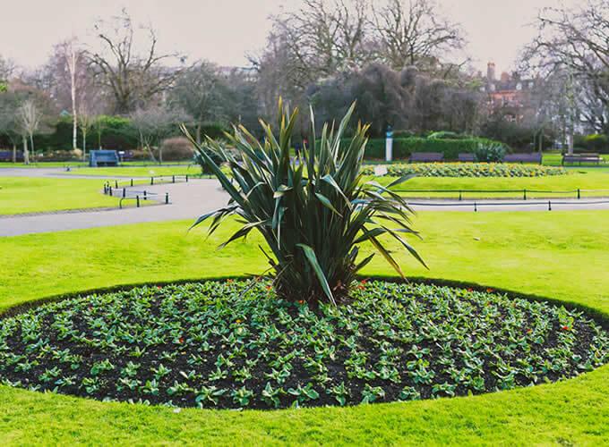 Parque St Stephen's Green