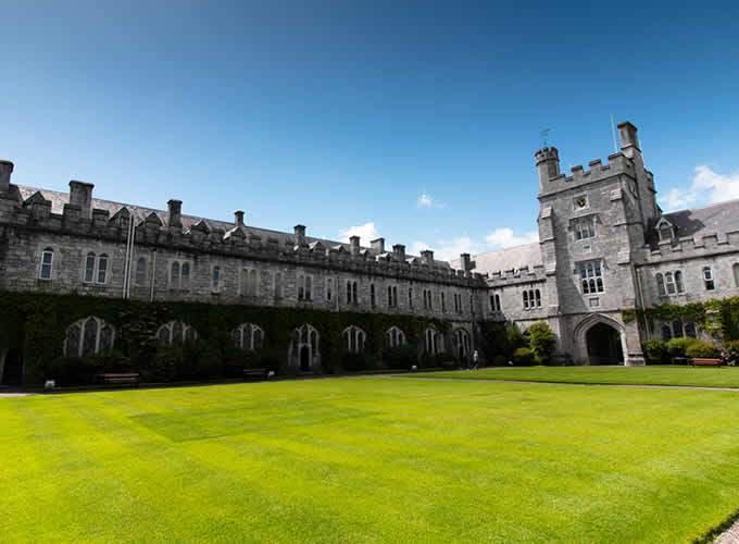 University College Cork - universidade