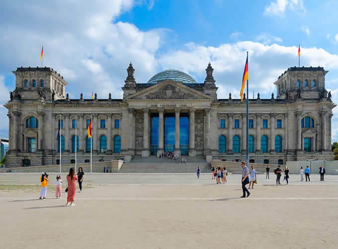 Palácio de Reichstag