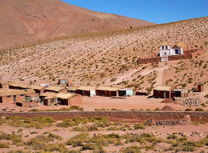 povoado de Machuca