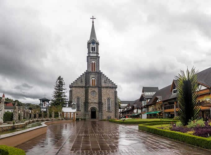 Igreja de Pedra, Gramado