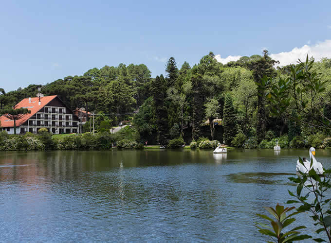Lago Negro em Gramado - Lindo local