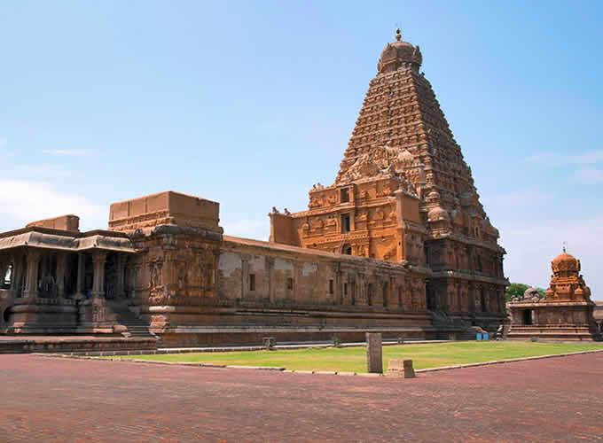 Templo de Brihadisvara na Índia