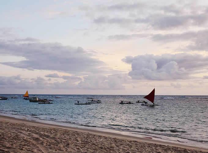 Praia de Porto de Galinhas - Pernambuco